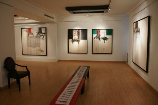 SONY DSC7 June , 2008Ayyam GalleryDAMASCUS