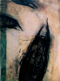 i1- 208x151cm -Mixed media on canvas 2005