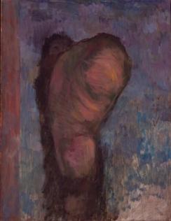 4-6 _Man_mixed media on canvas 130x100 cm 2003