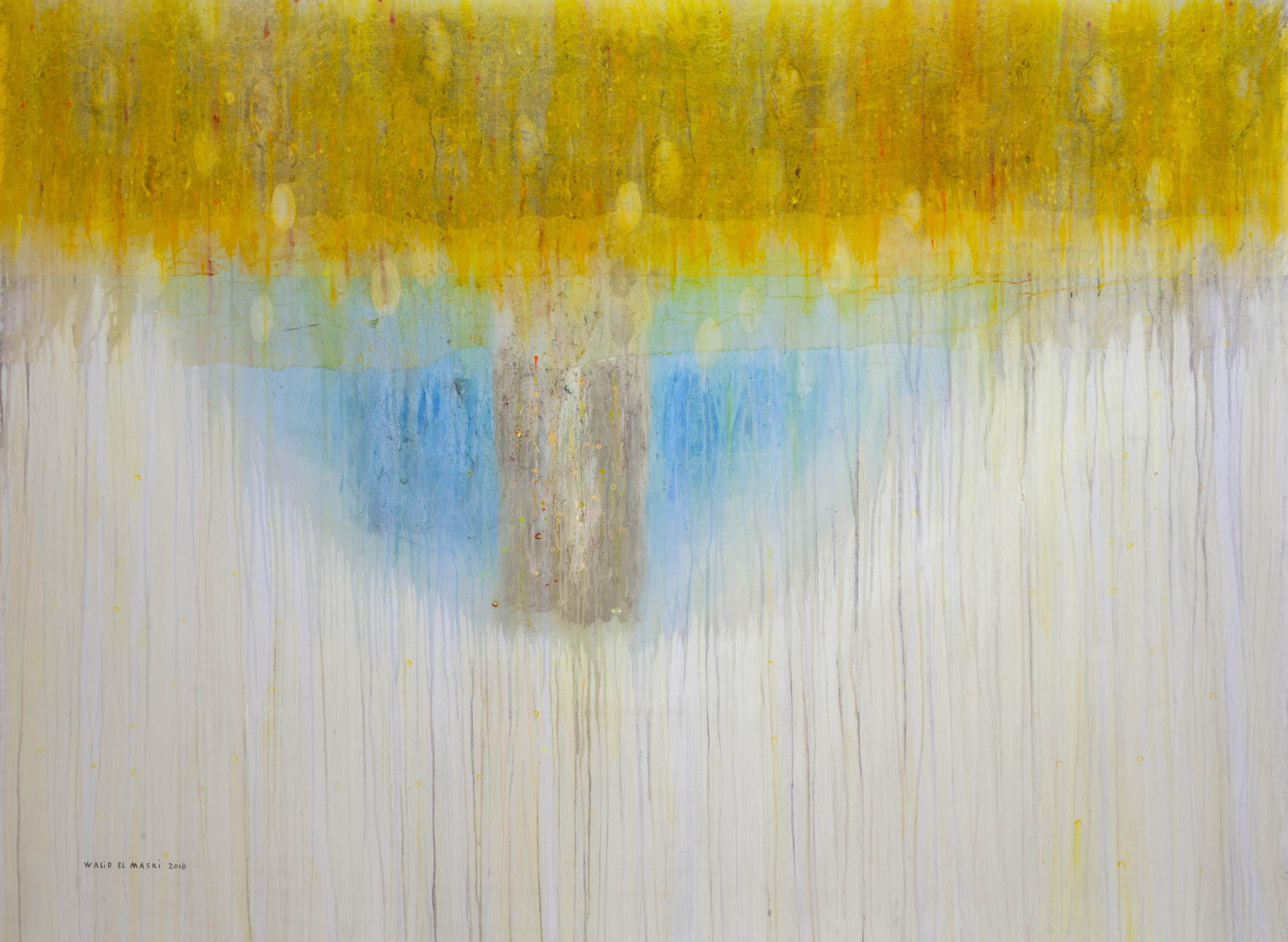 cocoon 2014 155x200 cm-Mixed Media on Canvas-6-