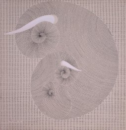Elephant-150x145 cm Mixed Media on Canvas 2011