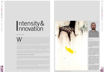 canvas (2009)   Intensity and innovation